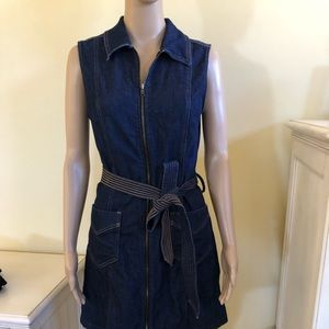7 For All Mankind Jean Dress like new